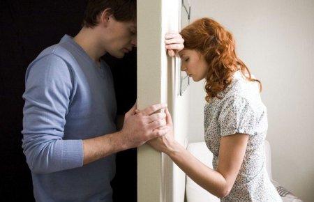 Как тяжело расставаться с любимым