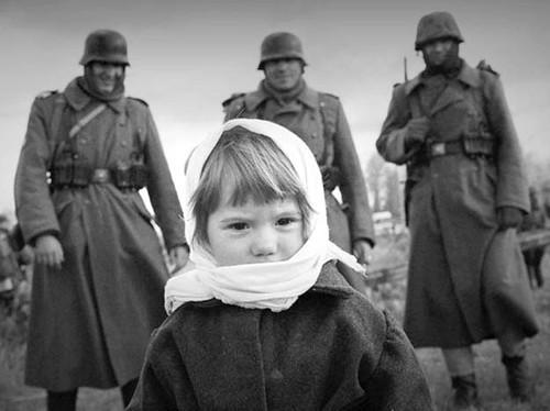 Немчики: что стало с детьми родившимися от немецких оккупантов