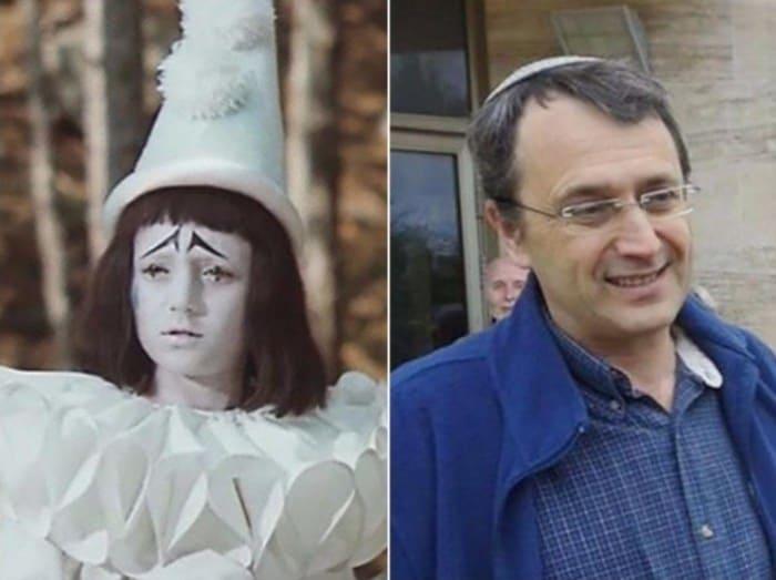 Актеры фильма «Приключения Буратино» тогда и сейчас