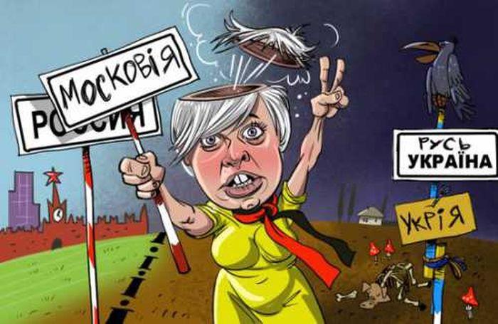 На Украине «сеют разумное, д…