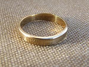 Делаем кольцо из монеты | Ярмарка Мастеров - ручная работа, handmade