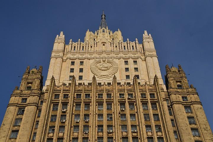 Посол Южной Кореи вызван в МИД РФ из-за задержания судна «Севастополь»