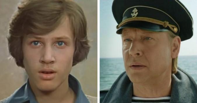 Дмитрий Харатьян, 57 лет «Розыгрыш» (1976) — «Боцман Чайка» (2014)