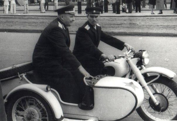 Любимые мотоциклы в Советском Союзе