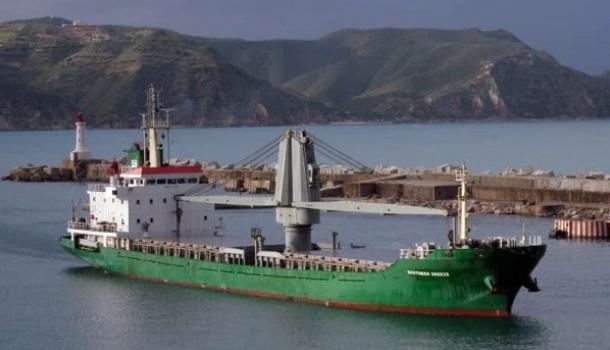 ФСБ перехватила в Азовском море семь украинских торговых судов почти за сутки