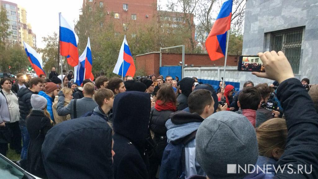 В России разворачивается борьба с пенсионной реформой под лозунгом «Народ против». Самая масштабная акция готовится в Москве