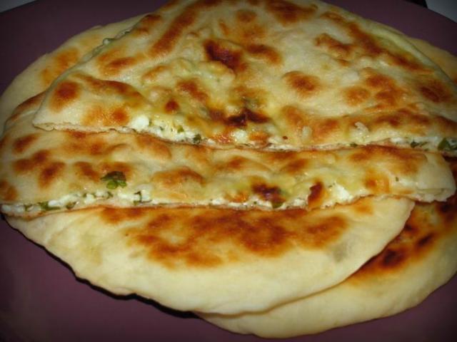 Лепешки на любой вкус. Хачапури по названию (2)