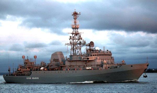 Россия направила к Сирии уникальный корабль, способный остановить атаку Западной коалиции