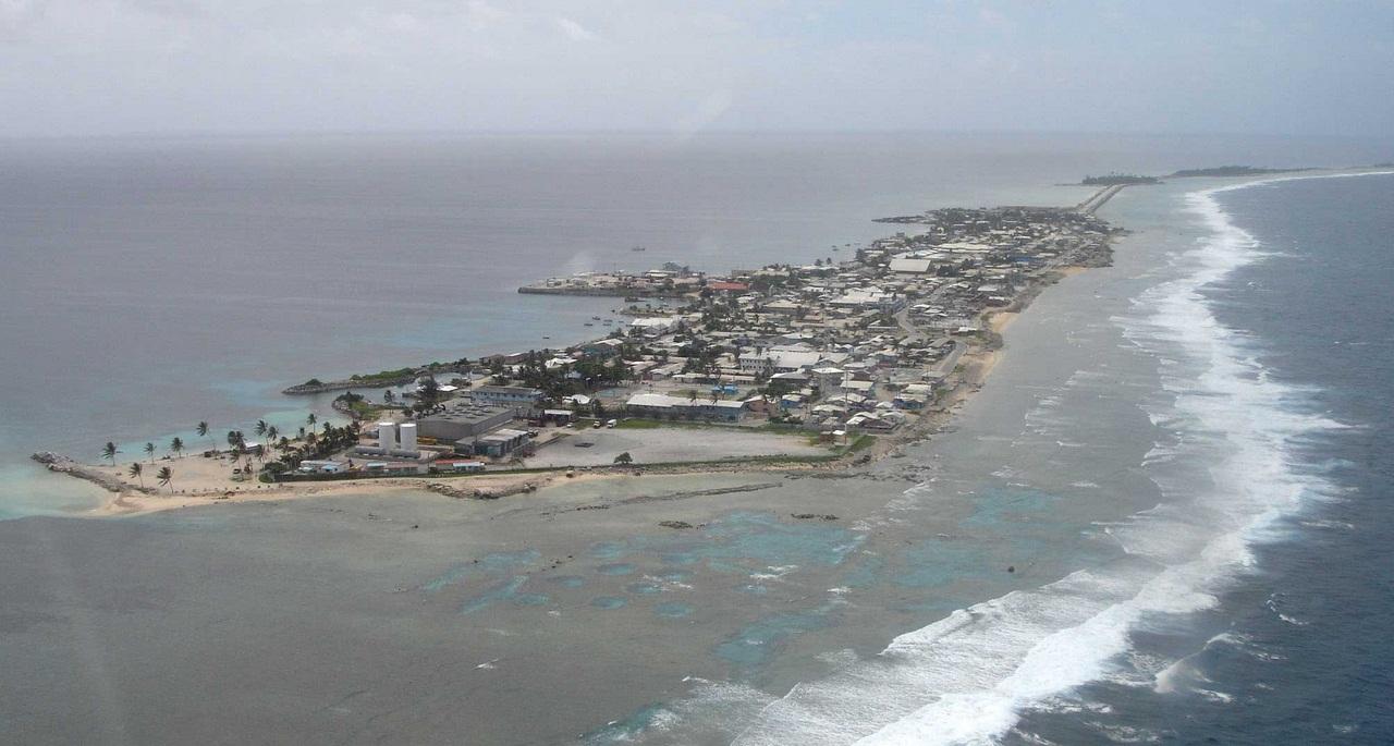 МИР ВОКРУГ. Трущобы Тихого Океана