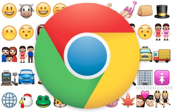 Как включить или отключить Эмодзи в Google Chrome