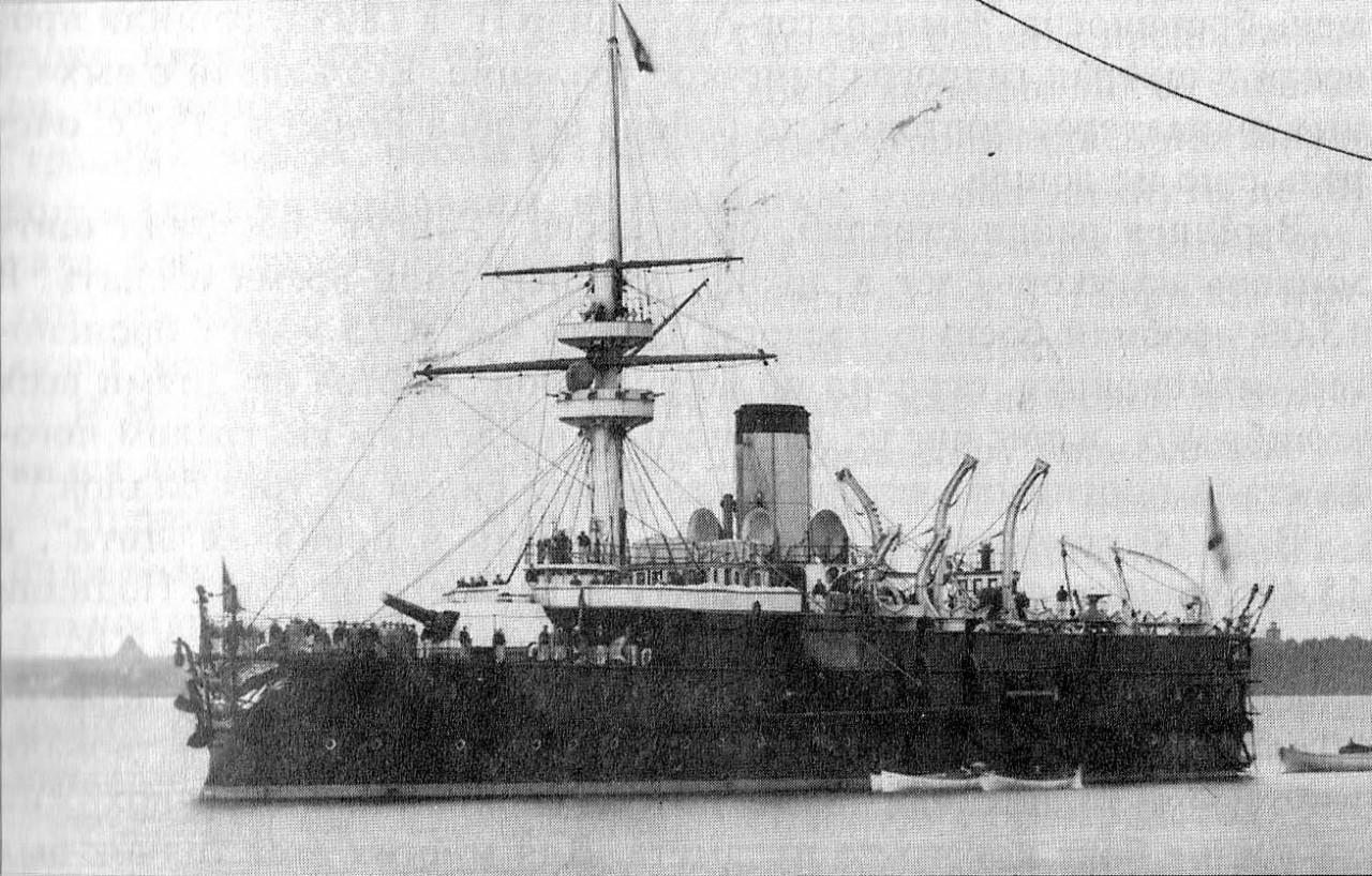 Броненосцы Российского Императорского Флота. Часть 1