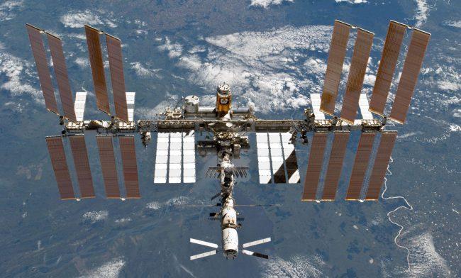 Загадочные случаи на станции МКС