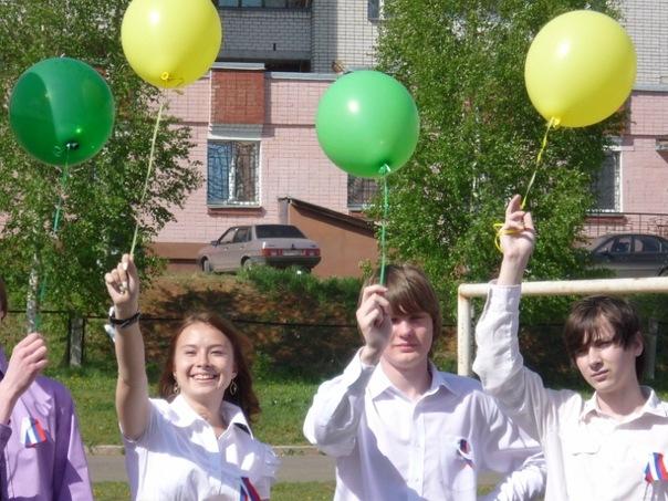 выпускники 2011