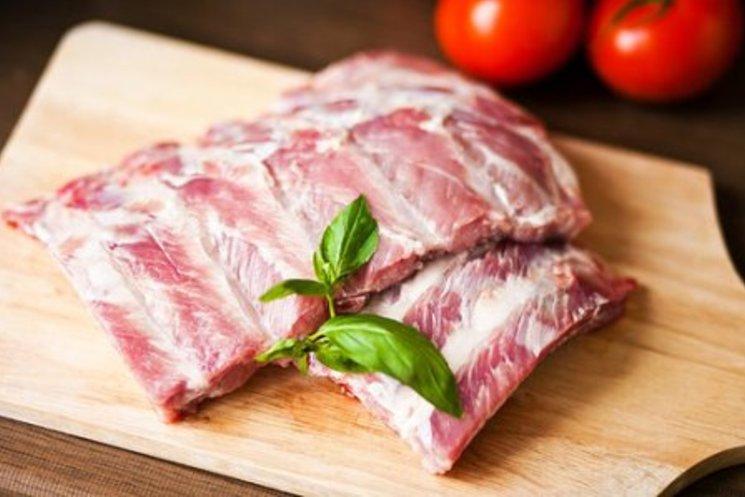 Рецепты свиных ребрышек в духовке