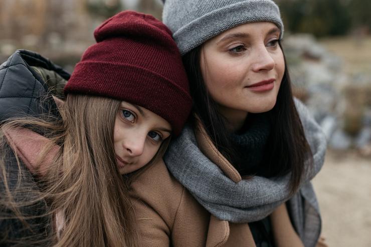 Мы очень тепло одеваем детей