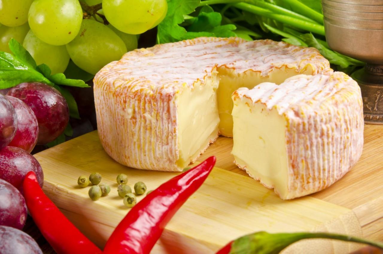 Домашний французский сыр: вк…