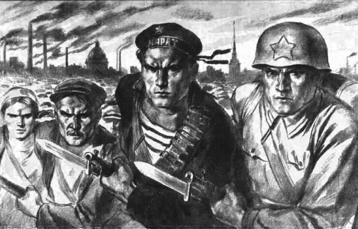 """22 декабря 1943: Годовщина учреждения медали """"За оборону Ленинграда"""""""