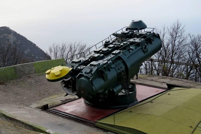 Восстановленный в Крыму комплекс «Утёс» выполнил ракетные пуски по морской мишени