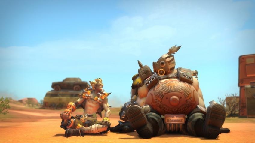 Blizzard рассказала о создании карты «Джанкертаун» для Overwatch
