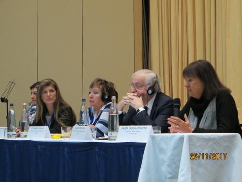 Витренко на международной конференции в Германии