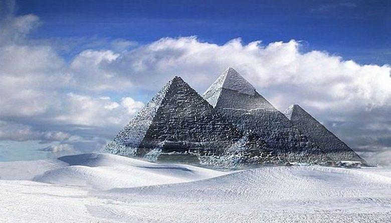 Военные Пентагона ищут экспедицию, отправившуюся изучать необычные пирамиды Антарктиды
