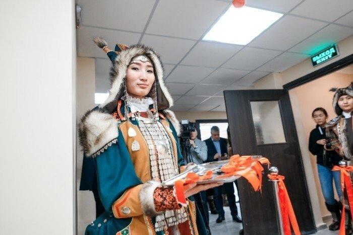 Межвузовское общежитие на 500 мест для студентов двух вузов открыли в Якутске Хорошие, добрые, новости, россия, фоторепортаж