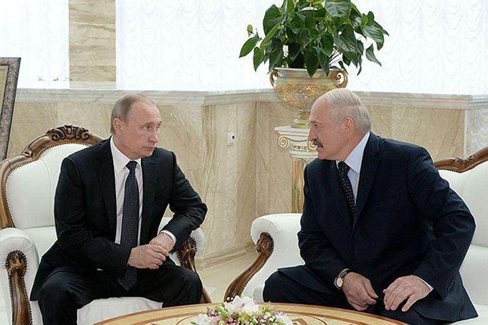 Лукашенко - Путину в день рождения: «В нашей стране высоко ценят Ваш вклад в развитие белорусско-российских отношений