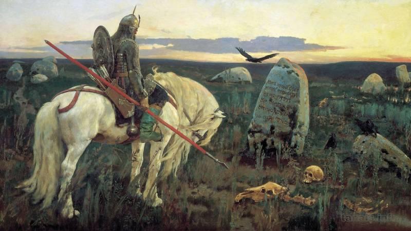 Борьба со злом, вселенской несправедливостью — это матрица русской цивилизации