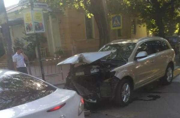 ДТП в Крыму: «высунул нос, а…