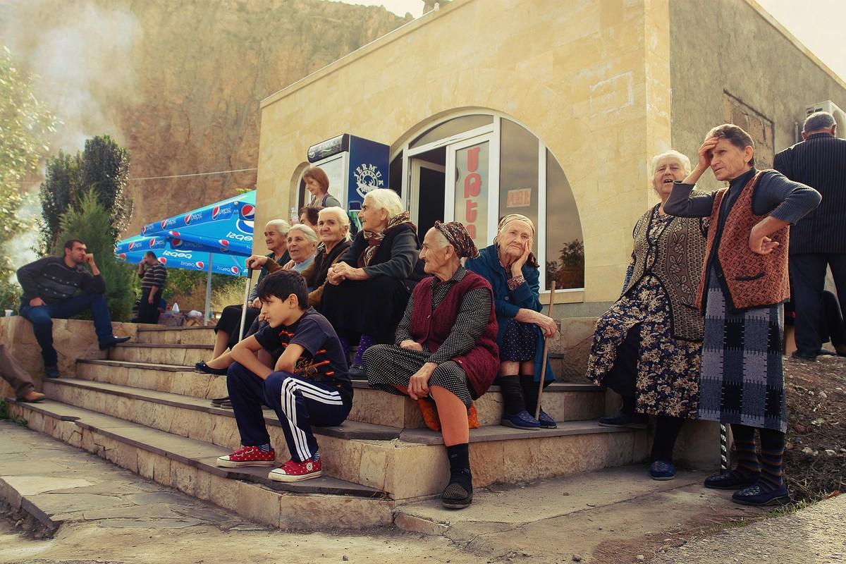 Areni14 Фестиваль вина в армянском Арени