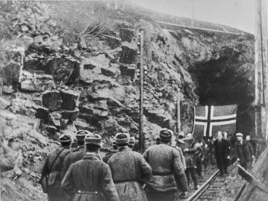 Норвегия забыла, что её спас…