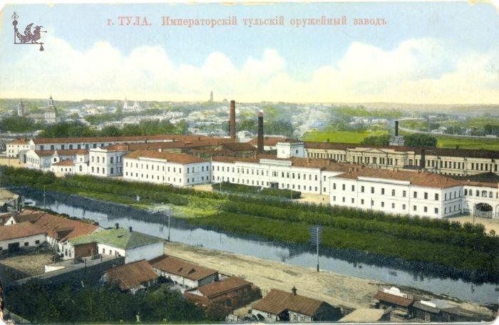 Тульский оружейный завод: тр…