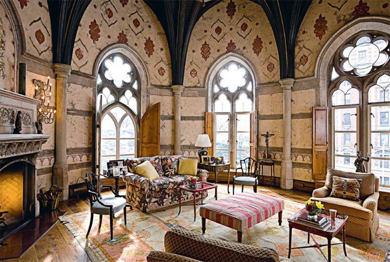Особенности готического стил…
