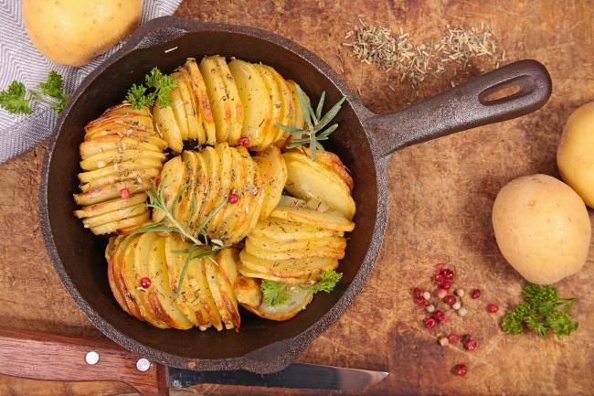 6 эффектных блюд из картофеля