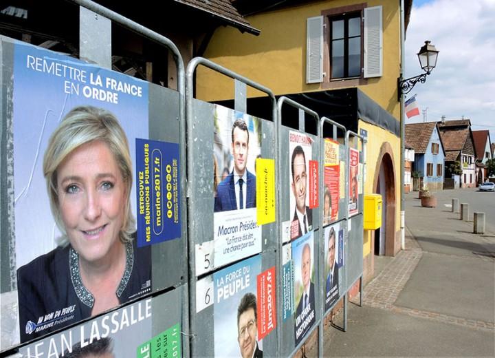 Франция сегодня выбирает нового президента
