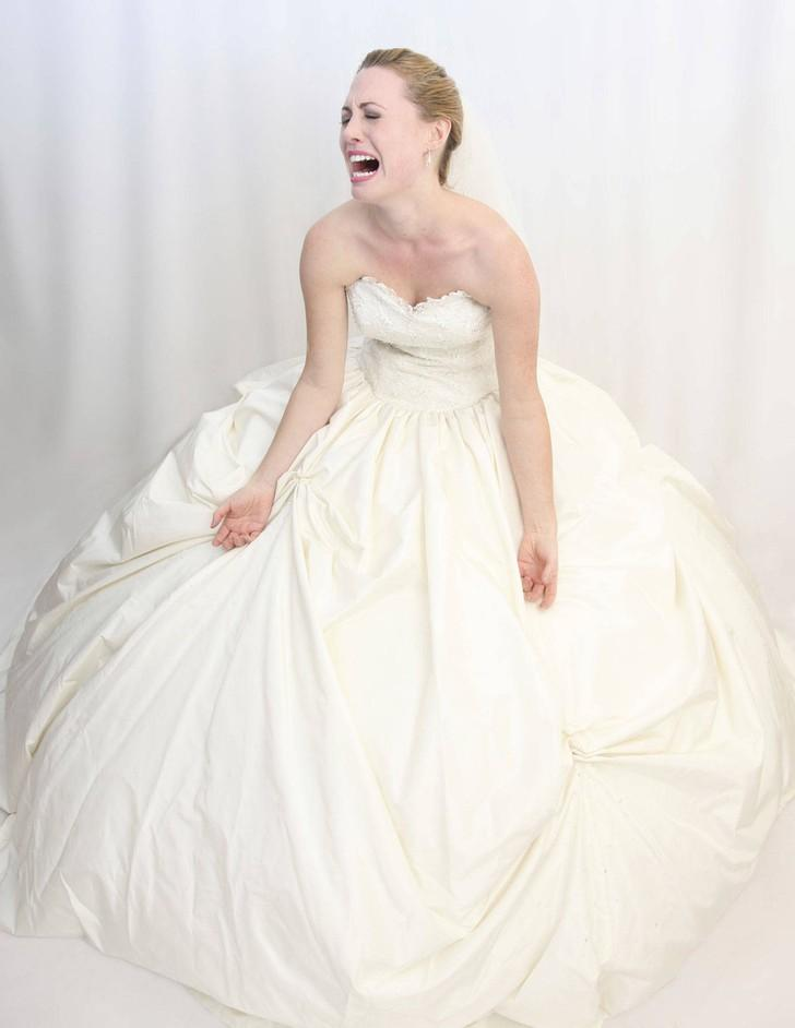 На что только люди не идут, чтобы избежать свадьбы