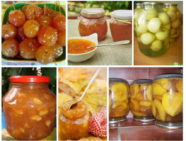 25 рецептов вкусных заготовок из яблок