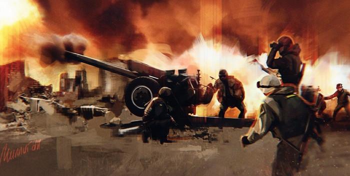 ЛНР под огнем артиллерии, Киев готовит удар с воздуха, ДНР «несет серьезные потери»