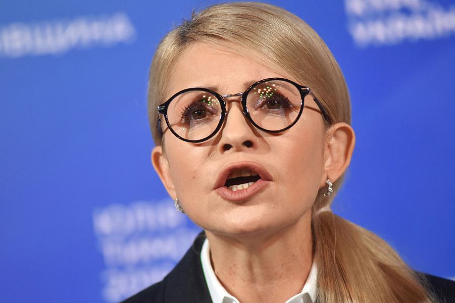 Тимошенко это НАТО, Будапештский формат и заставить Россию «возместить убытки»