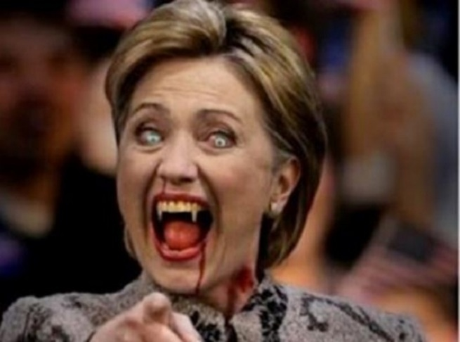 Хиллари Клинтон против Влади…