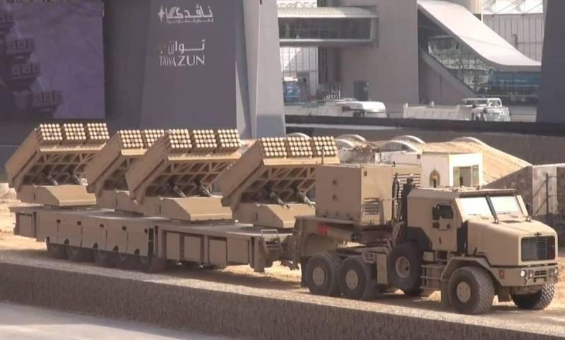 РСЗО компании Jobaria Defense Systems: контракты им не светят