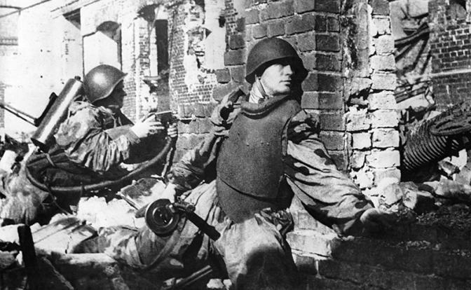 Ад Сталинграда: Взгляд из советского окопа