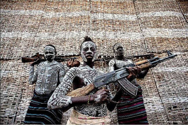 Сури: как АК-47 вытеснил тысячелетние традиции
