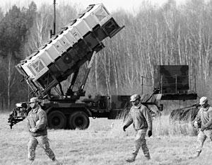 Киев решил купить американские комплексы ПВО