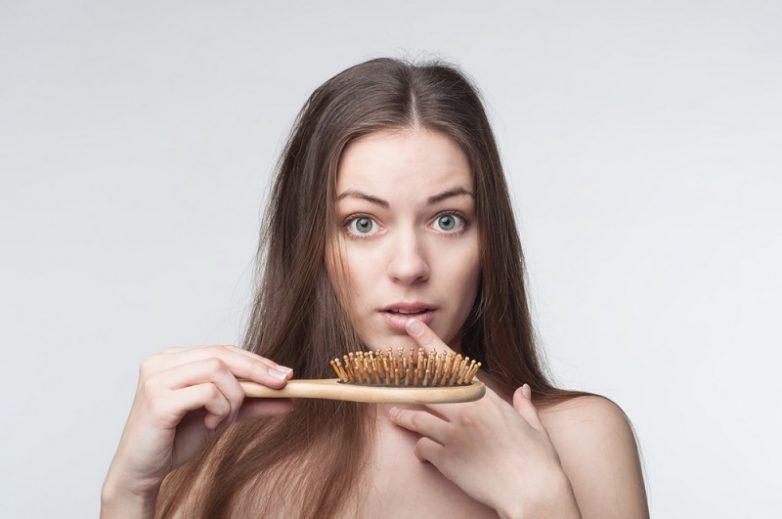 3 теста при выпадении волос