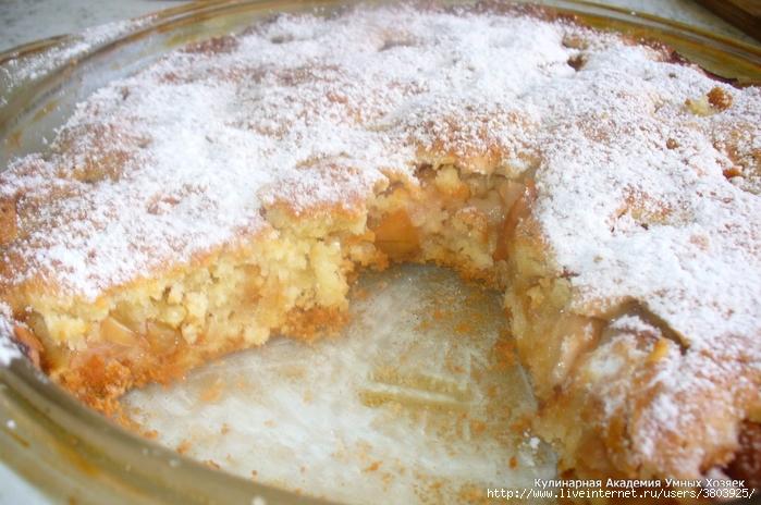 Восхитительный яблочный пиро…