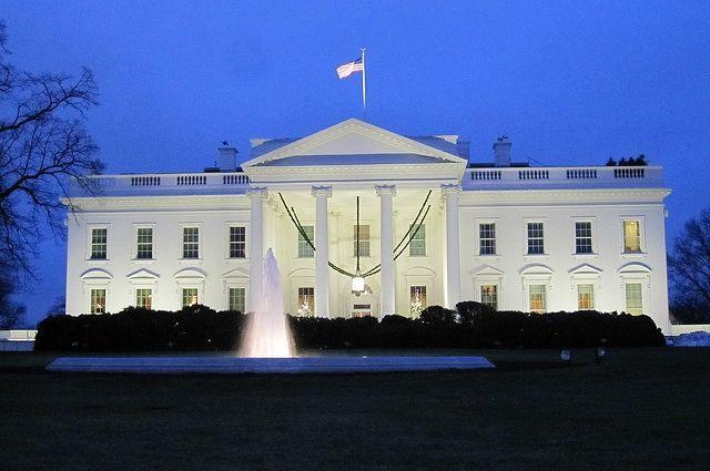 Белый дом обвинил демократов и СМИ в создании хаоса в США