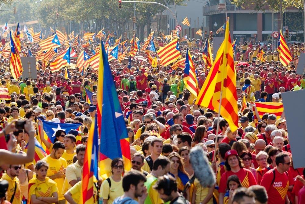 Донбасс – Каталония: параллели очевидны!