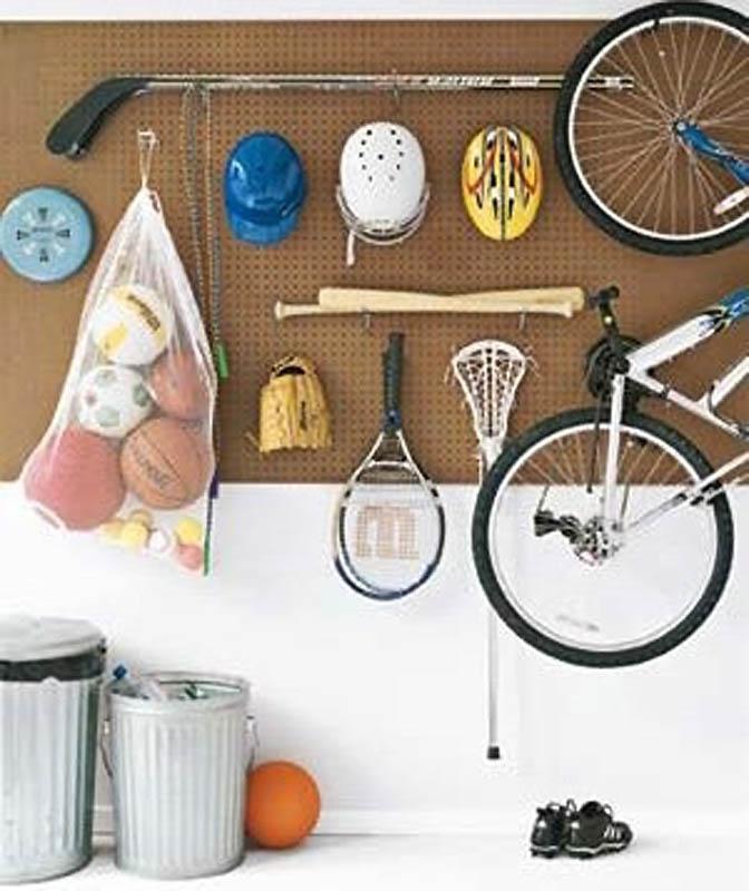 Идеи хранения вещей и организации пространства дома. 72829