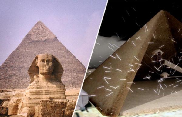 Новая тайна пирамиды Хеопса:…